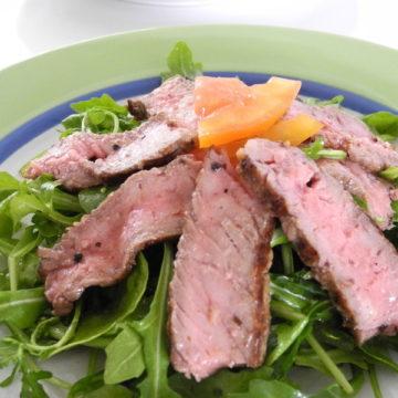 Salade de boeuf