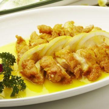 Poulet au citron