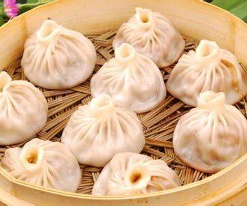Raviolis aux porc «Siu-Long-Bao»