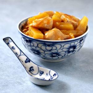 Ananas Caramélisé
